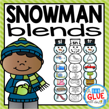 Snowman Blend Match-Up