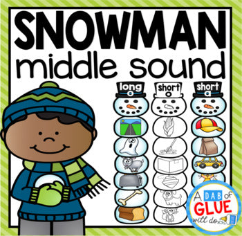 Snowman Middle Sound Match-Ups