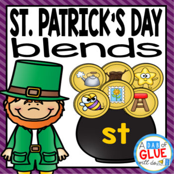 St. Patrick's Day Blends Match-Up