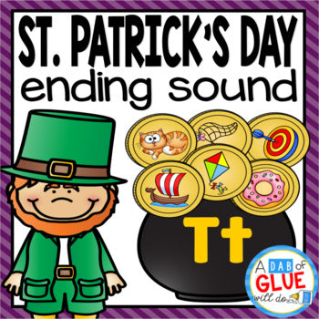 St. Patrick's Day Ending Sound Match-Up