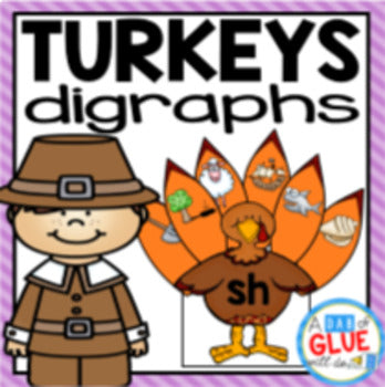 Turkeys Digraph Match-Up