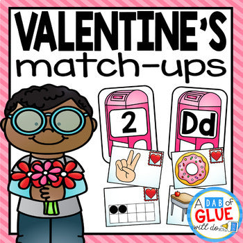 Valentine's Day Match-Ups Bundle
