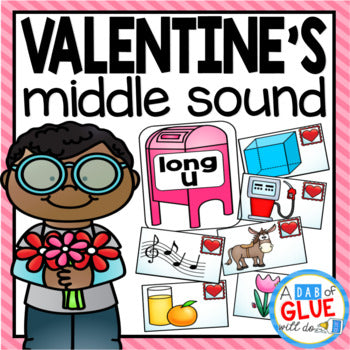 Valentine's Day Middle Sound Match-Up