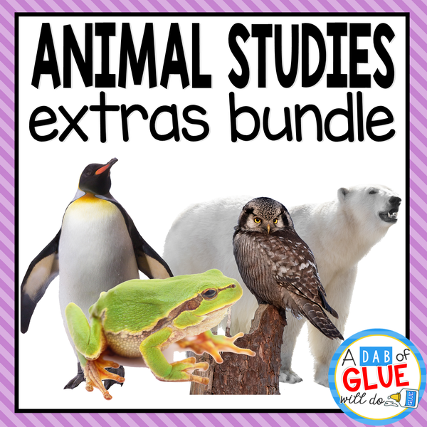 Animal Studies: Extras Bundle