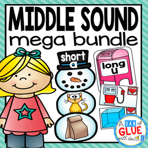 Middle Sound Match-Ups Mega Bundle