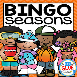 BINGO: Seasons Bundle