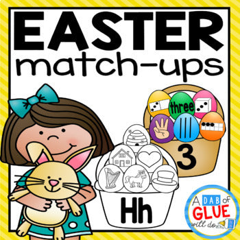 Easter Match-Ups Bundle