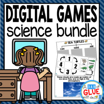 Digital Science Activities for Distance Learning