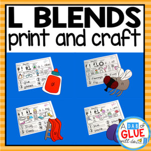 L Blends Craft Bundle