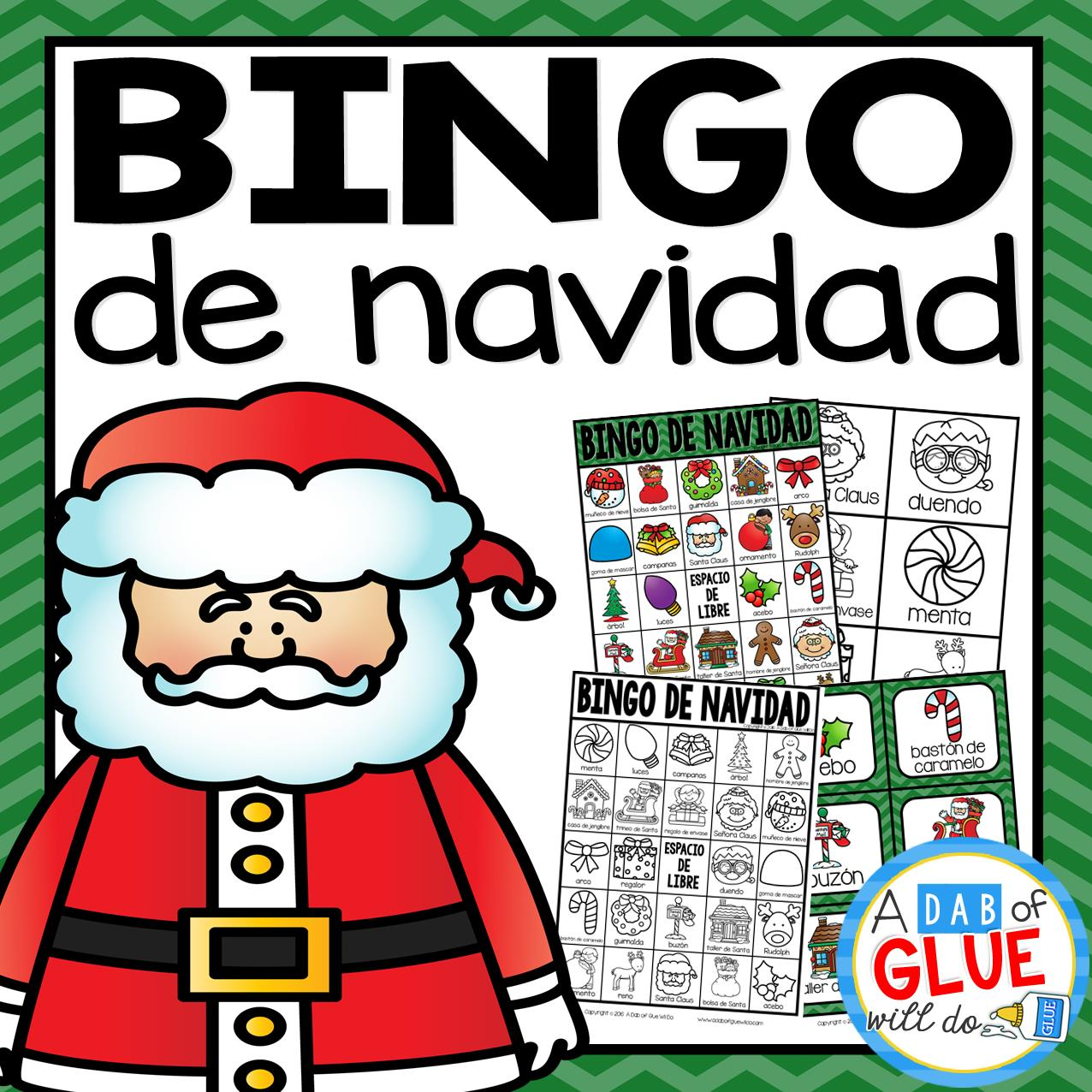 Play Bingo with your elementary age students for a fun Christmas themed game in Spanish! Perfect for large groups in your classroom or small review groups. Add this to your Christmas or Holiday party with 30 unique Bingo de Navidad boards with your students! Christmas Bingo in Spanish is perfect for dual language classrooms and Spanish classes. Tea