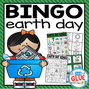 BINGO: Earth Day