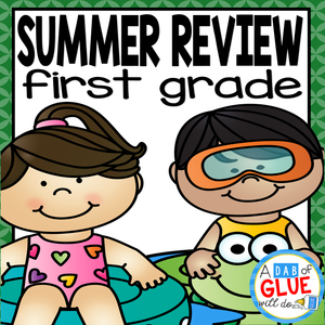First Grade Summer Review