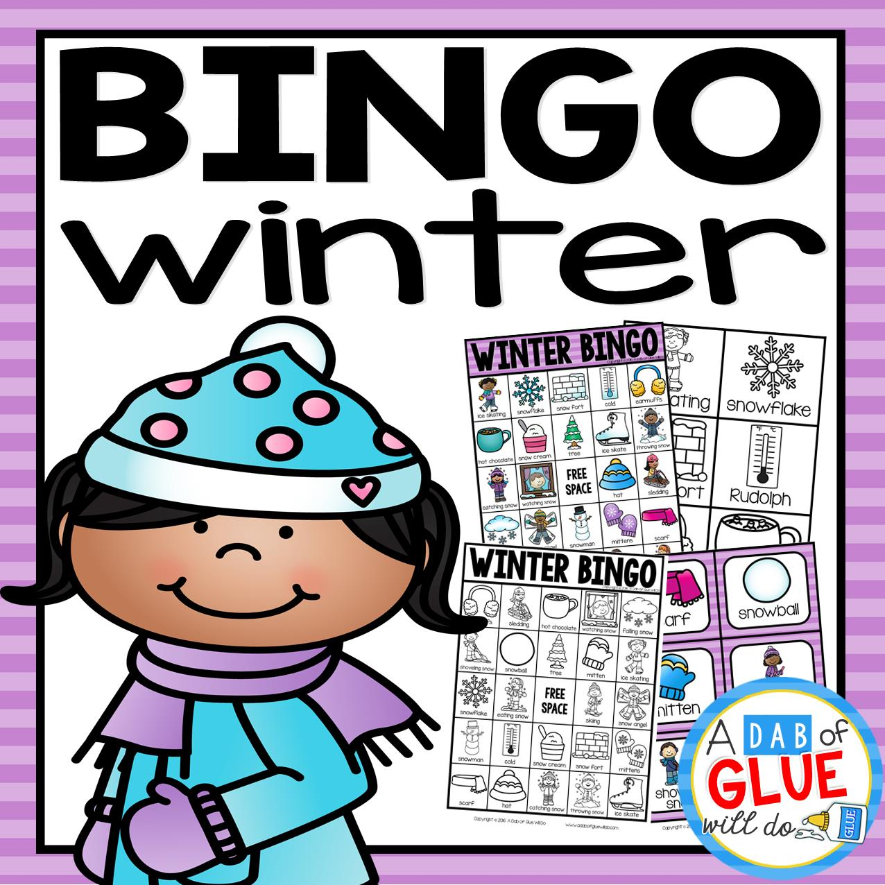 Bingo: Winter