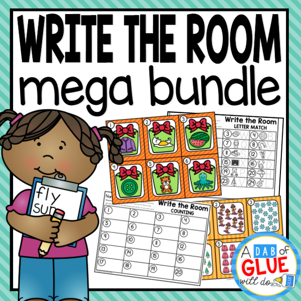 Mega Write the Room {GROWING} Bundle - DEAL