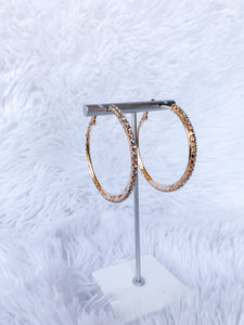 Boss Lady Hoop Earrings