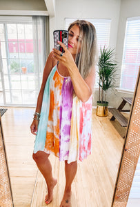 Be Free Tye Dye Dress