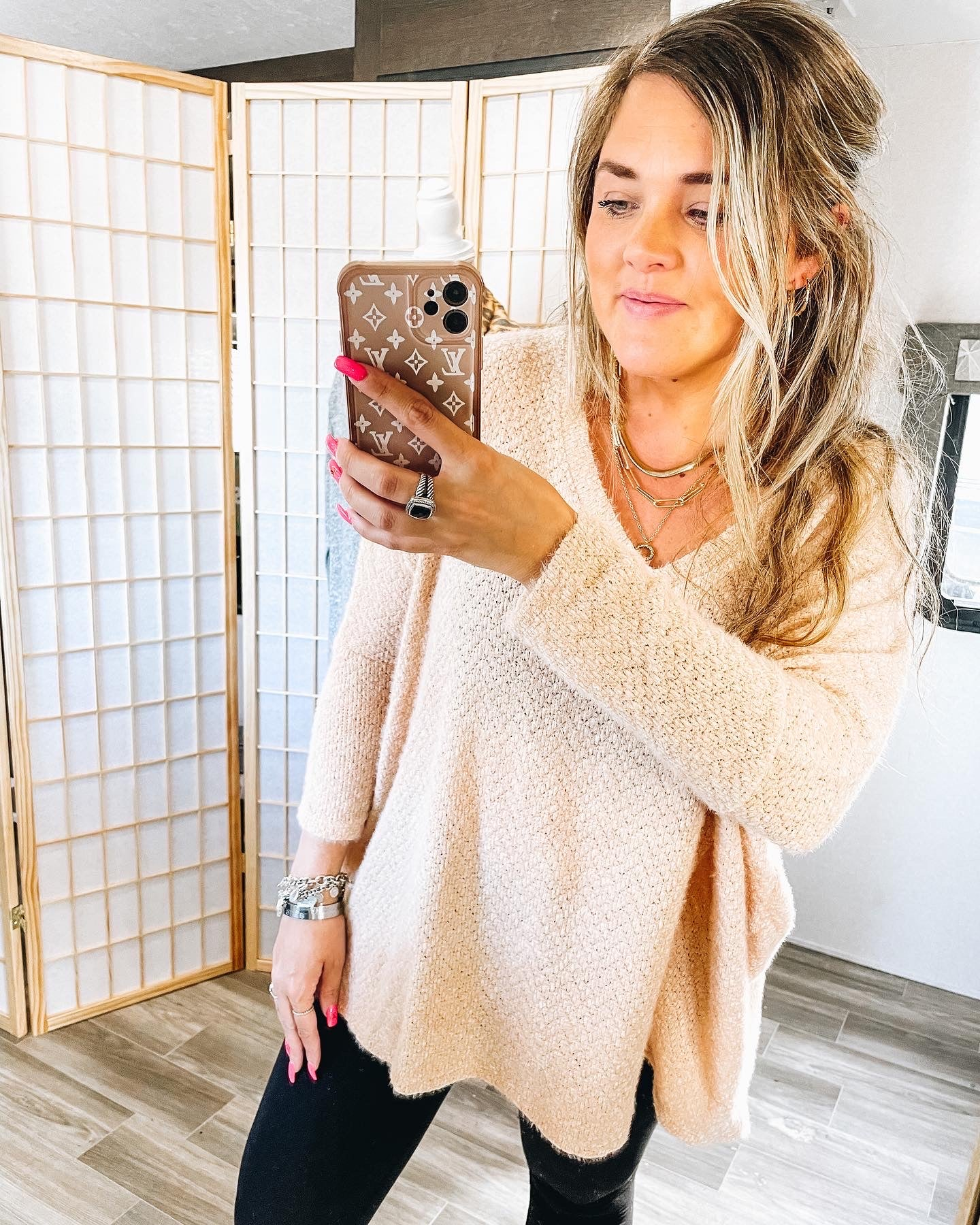 Soft All Around Sweater Top