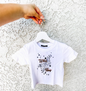 Wild Thing Kids Top