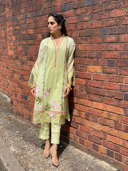Aashiqa - Apple Green