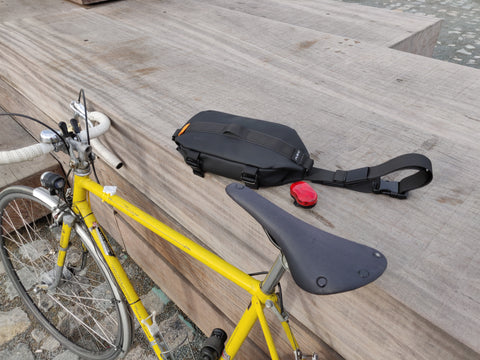 waist bag for cycling