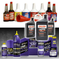 Oils, Fluids & Additives