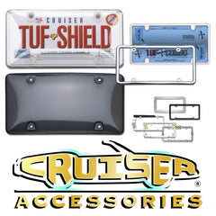 Cruiser License Plate Accessories