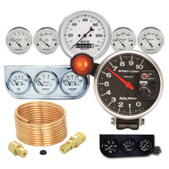 Gauges & Accessories