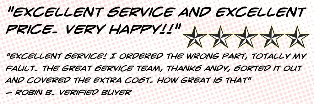 Excellent Service and Excellent Price, Very Happy!