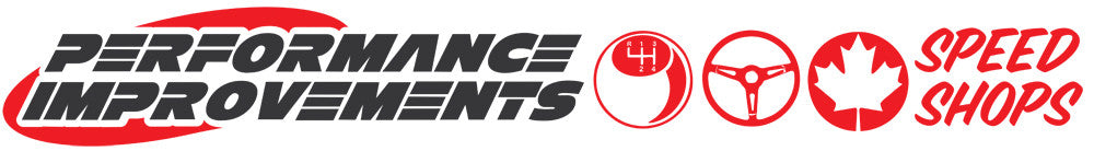 Performance Improvements Speed Shops Canada Logo