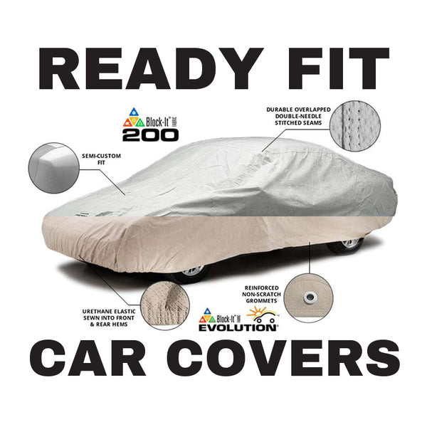 Covercraft Ready Fit Car Covers