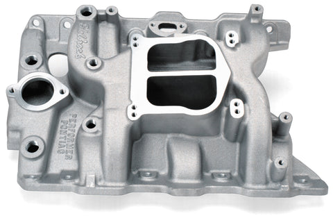 2156 Edelbrock Performer Pontiac Manifold Canada Performance Improvements Prices in Canadian, No Duties, 365 Day Return