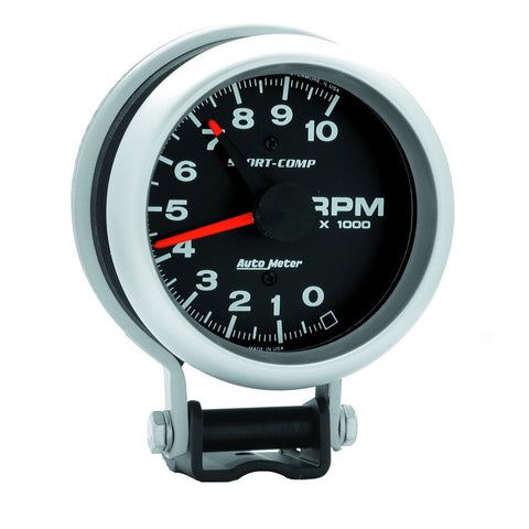 Auto Meter 3700 Tachometer Gauge Canada Performance Improvements