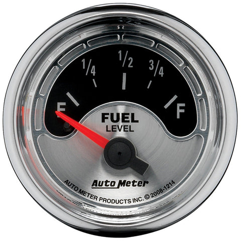 Auto Meter 1214 Fuel Level Gauge Canada Performance Improvements