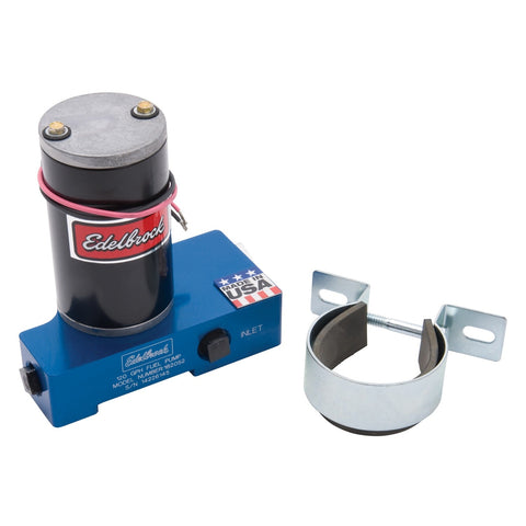 182052 Edelbrock Fuel Pump Electric Quiet-Flo Carbureted 120Gph 3/8In. In 3/8In. Out 120 G Canada Performance Improvements Prices in Canadian, No Duties, 365 Day Return