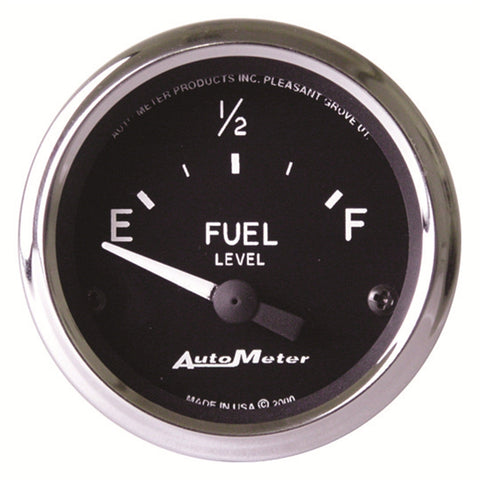 Auto Meter 201975 Fuel Level Gauge Canada Performance Improvements