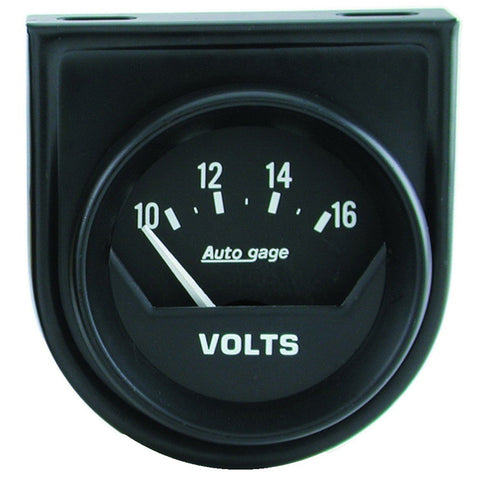 Auto Gage 2362 Voltmeter Gauge Canada Performance Improvements