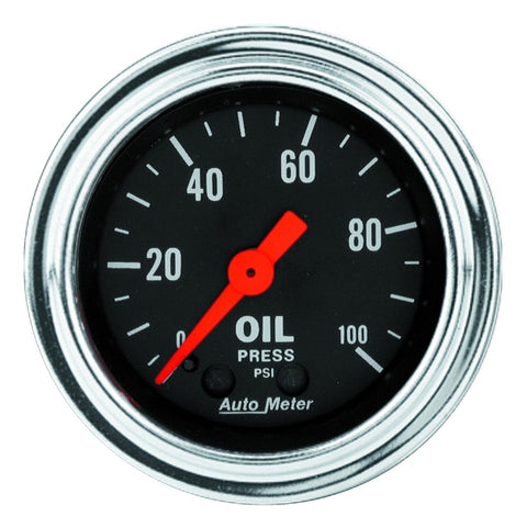 AutoMeter 2421 Pressure Gauge Canada Performance Improvements