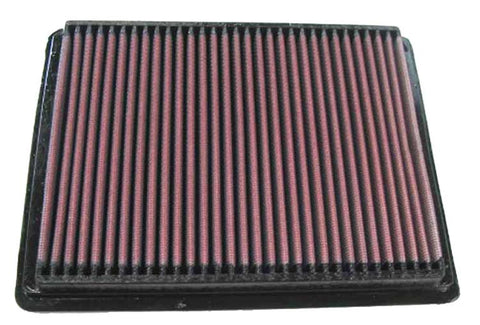 K&N 33-2156 Air Filter Canada Performance Improvements