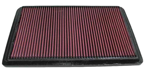K&N 33-2164 Air Filter Canada Performance Improvements