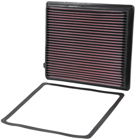 K&N 33-2206 Air Filter Canada Performance Improvements