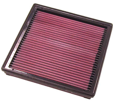 K&N 33-2297 Air Filter Canada Performance Improvements