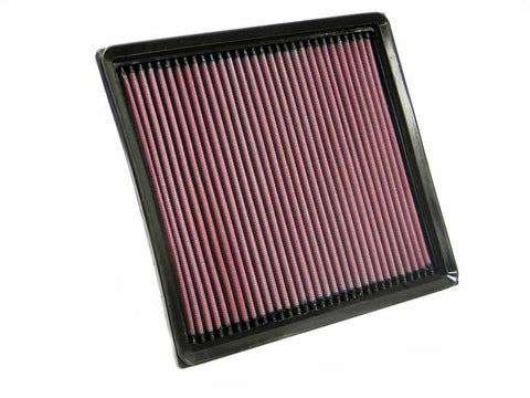 K&N 33-2334 Air Filter Canada Performance Improvements