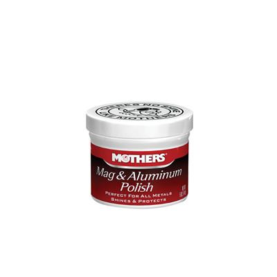 Mothers Mag & Aluminum Polish available in Canada from Performance Improvements Toronto, Barrie, Brampton, Oshawa, Hamilton, Pierrefonds, Quebec