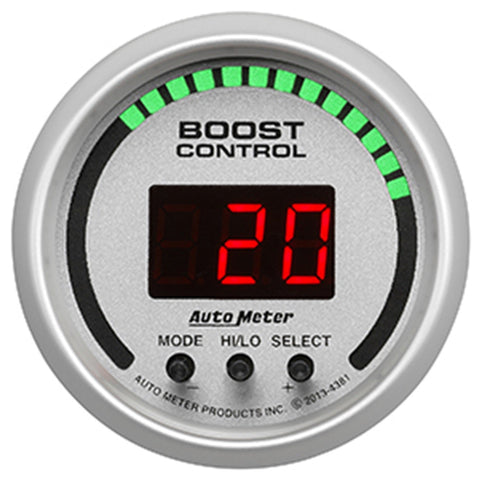 Auto Meter 4381 Boost Gauge Canada Performance Improvements