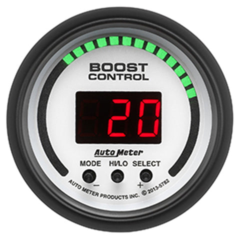 Auto Meter 5782 Boost Gauge Canada Performance Improvements
