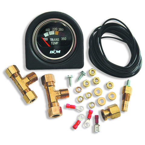 B&M 80212 Transmission Accessories, Temperature Gauge Canada Performance Improvements