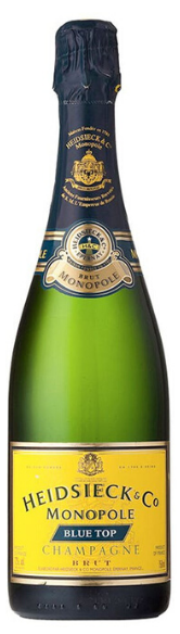 Heidsieck Monopole Blue Top Brut - The Sip Society