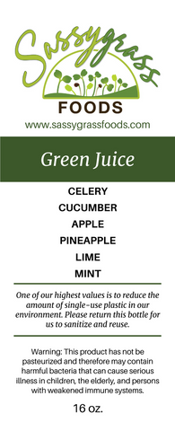 Image of Green Juice