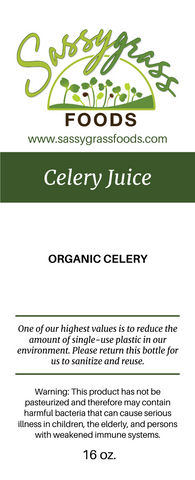Image of Celery Juice