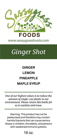 Ginger Shot
